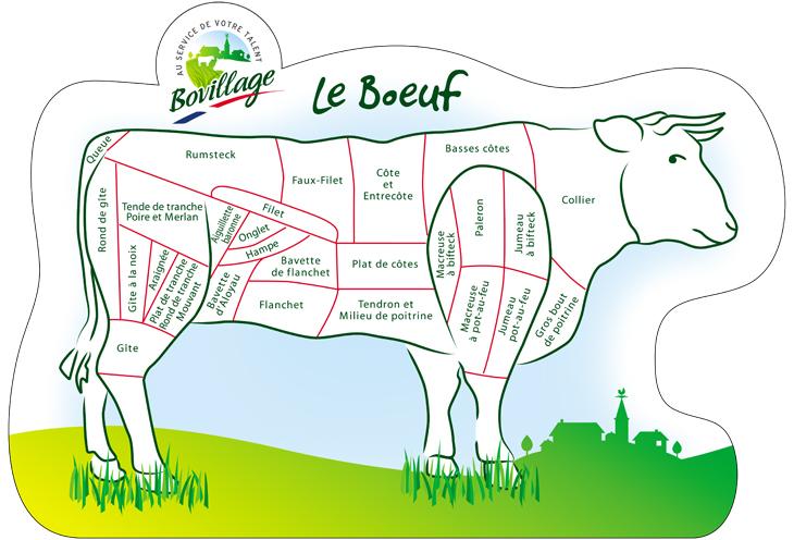 Vaca_Bovillage